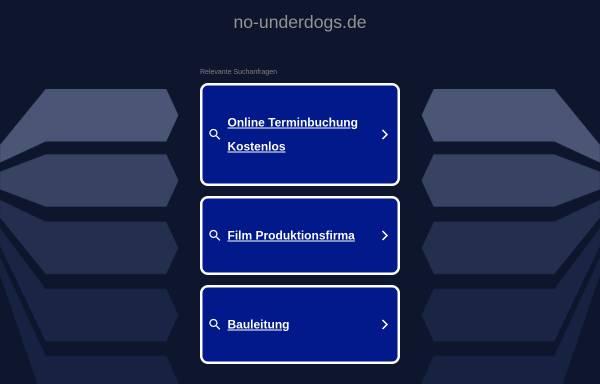 Vorschau von www.no-underdogs.de, No Underdogs
