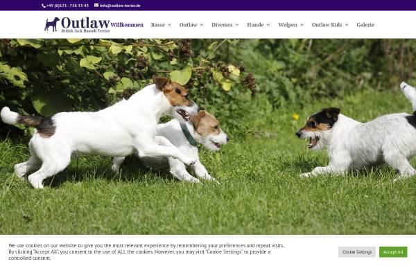 Vorschau von www.outlaw-terrier.de, Outlaw