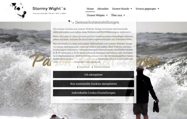 Vorschau von stormy-wights.de, Stormy Wights