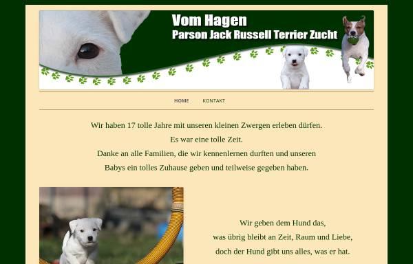 Vorschau von www.jackrussellbande.de, Vom Hagen