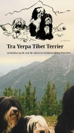 Vorschau der mobilen Webseite www.trayerpa.de, Tra Yerpa