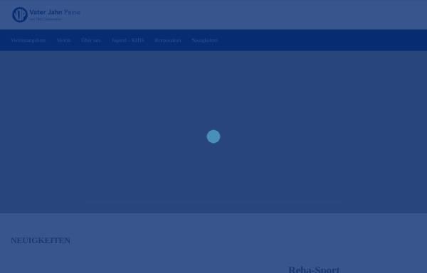 Vorschau von www.vater-jahn-peine.de, MTV Vater Jahn Peine