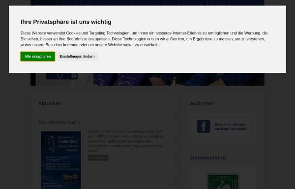 Vorschau von www.hsg-sn.de, HSG Schwanewede/Neuenkirchen