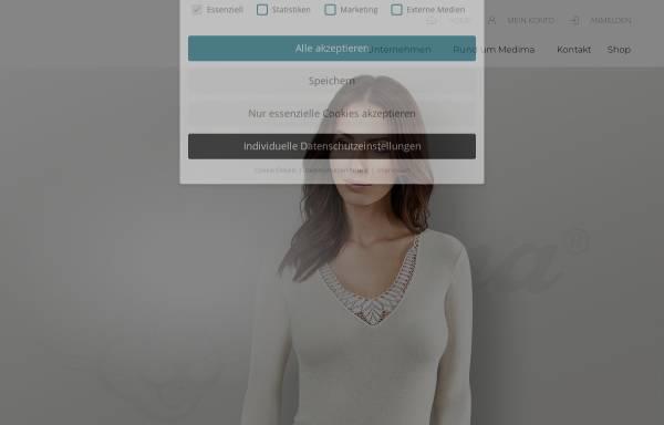 Vorschau von www.medicomfort.de, Medi.Comfort Textilvertriebs GmbH