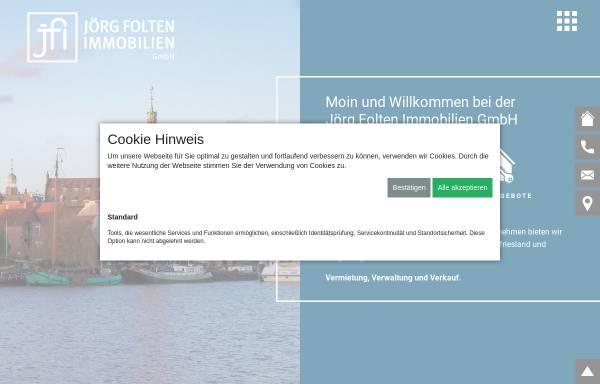 Vorschau von www.folten.de, Folten Immobilien