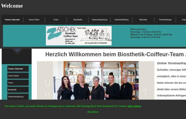 Vorschau von www.friseur-zatschek.de, Friseur Zatscheck