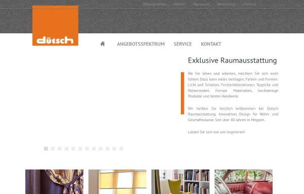 Raumausstatter Bergisch Gladbach raumausstatter dütsch wirtschaft meppen duetsch meppen de