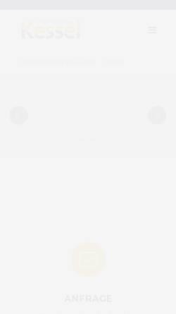 Vorschau der mobilen Webseite www.galvanotechnik-kessel.de, Galvanotechnik Kessel GmbH & Co. KG