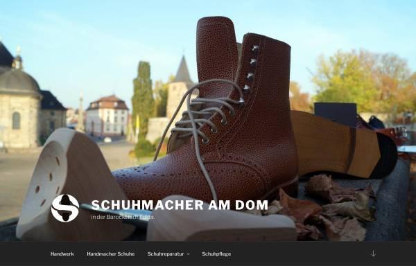 Vorschau von www.schuhmacher-am-dom.de, Schuhmachermeister Andreas Kugler