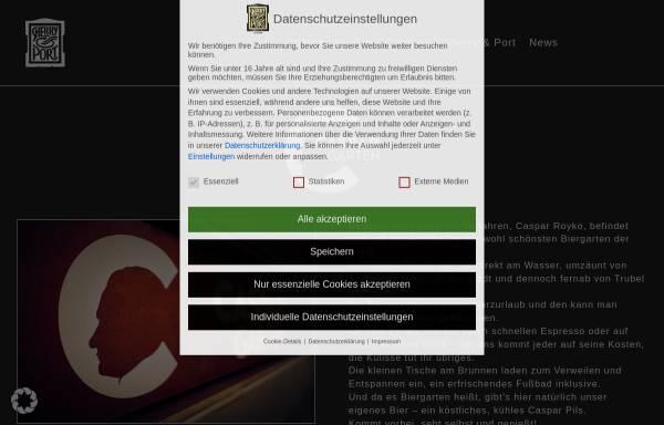 Vorschau von www.sherry-und-port.de, Sherry&Port