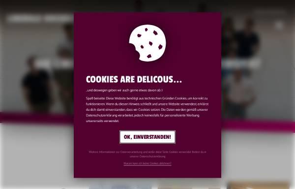 Vorschau von www.lhg-ffm.de, LHG - Liberale Hochschulgruppe Frankfurt am Main
