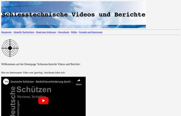 Vorschau von www.svb-gelnhausen.de, Schützenverein Barbarossa Gelnhausen 1862 e.V.