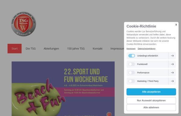 Vorschau von www.tsg-wehrheim.de, TSG Wehrheim