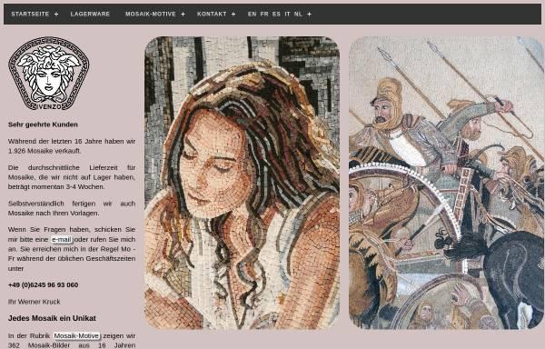 Vorschau von www.marmor-mosaike.de, Marmor-Mosaike Kruck