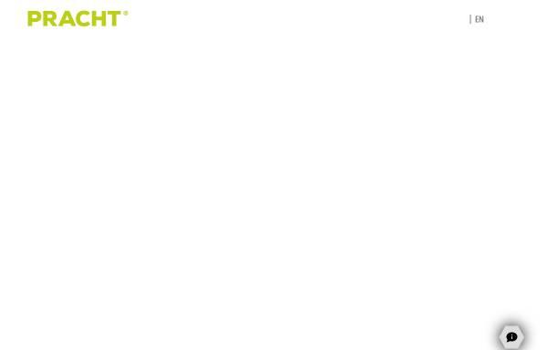 Vorschau von pracht.com, Alfred Pracht Lichttechnik GmbH