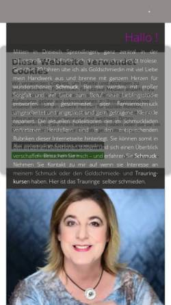 Vorschau der mobilen Webseite www.trolese.de, Trolese & Langen GbR