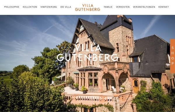 Vorschau von www.villa-gutenberg.de, Weingut Richard Nägler
