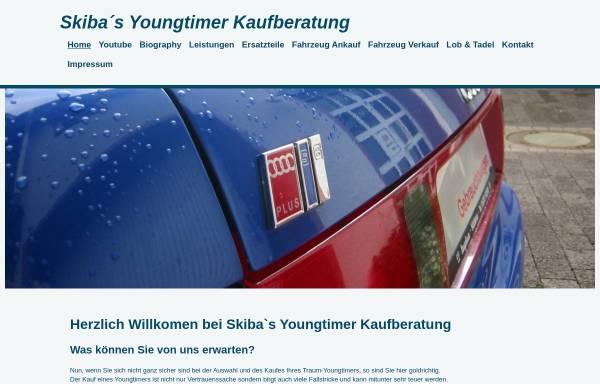 Vorschau von www.skiba-tuning.de, Skiba Tuning