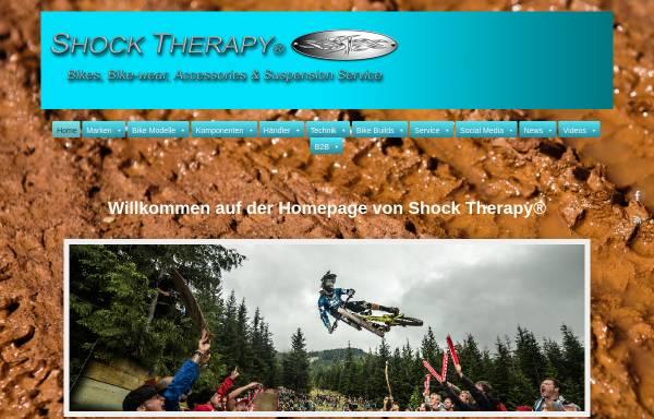 Vorschau von www.shock-therapy.com, Shock Therapy - Inh. Hans Scherf