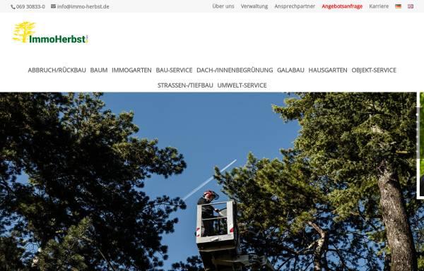 Vorschau von www.immo-herbst.de, Immo Herbst GmbH