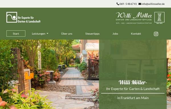 Vorschau von www.willimoeller.de, Möller, Willi