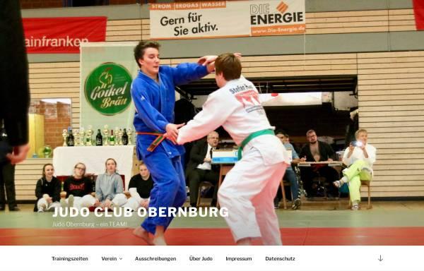 Vorschau von www.judo-obernburg.de, Judoclub Obernburg