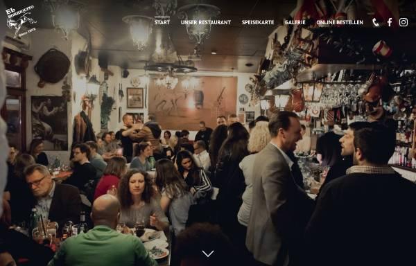 Vorschau von www.el-borriquito.de, El Borriquito