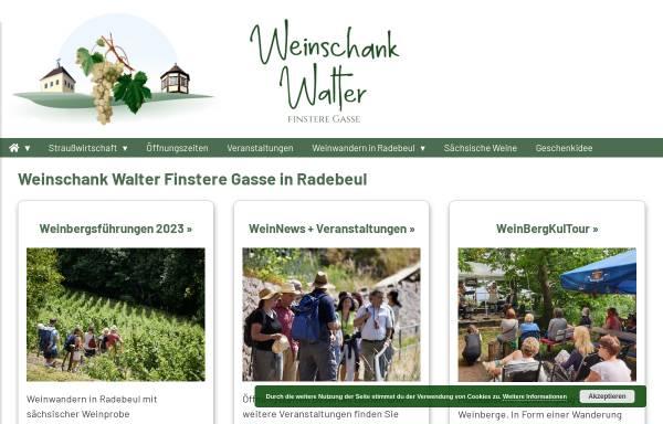 Vorschau von www.saechsische-vinothek.de, Sächsische Vinothek - Weine und Brände aus Sachsen