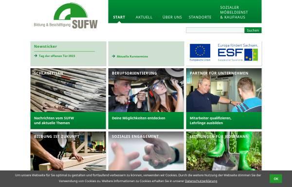 Vorschau von www.sufw.de, SUFW Dresden e. V.
