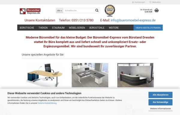 Büromöbel-Express: Möbel und Inneneinrichtung, Wirtschaft ...