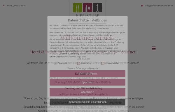 Vorschau von www.eifelstube-ahrweiler.de, Eifelstube