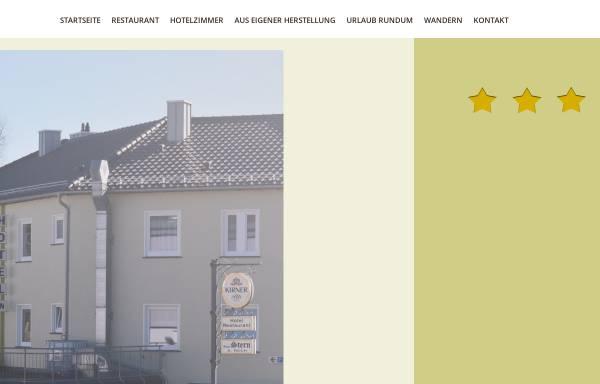 Vorschau von www.zum-stern-baumholder.de, Hotel zum Stern