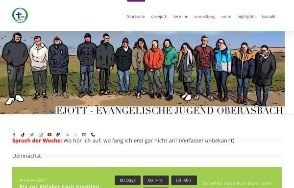 Vorschau von ej-oberasbach.de, Evangelische Jugend Oberasbach