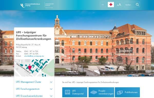 Vorschau von life.uni-leipzig.de, Leipzig life