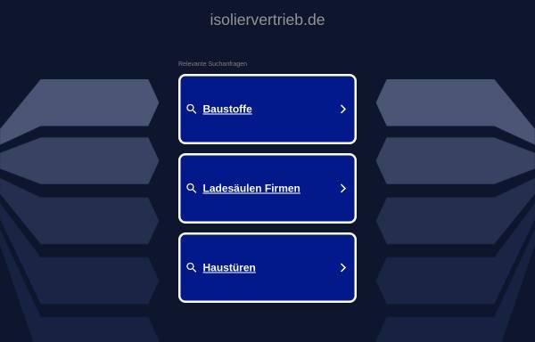 Vorschau von www.isoliervertrieb.de, Füchtner & Krug GbR