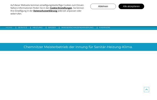 Vorschau von www.schieck-gmbh.de, Harry Schieck GmbH