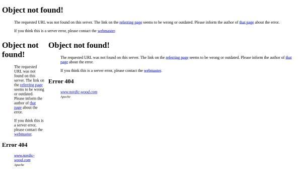 Vorschau von www.nordic-wood.com, Nordic Wood Holzhäuser GmbH