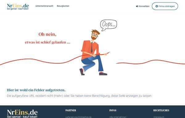 Vorschau von www.roewa-chemnitz.de, RÖWA GmbH
