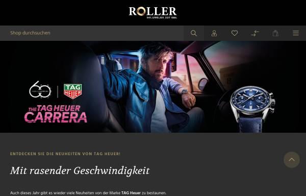 Vorschau von www.juwelier-roller.de, Juwelier Roller