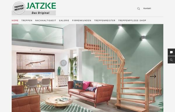 Vorschau von www.treppenbau-jatzke.de, Treppenbau Jatzke