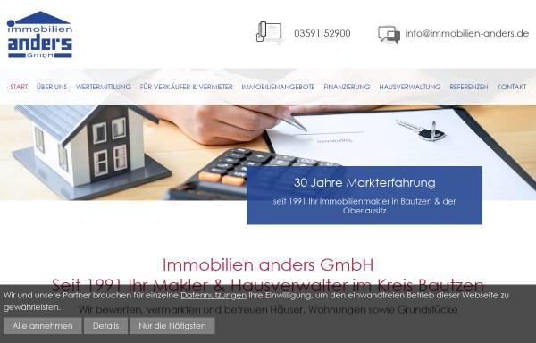 Vorschau von www.immobilien-anders.de, Immobilien Anders GmbH