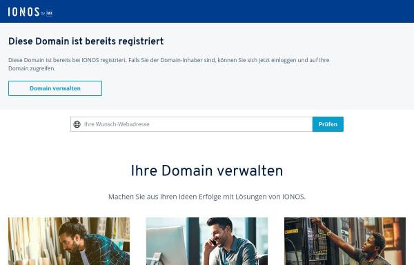 Vorschau von www.frankenberger-webdesign.de, frankenberger webdesign