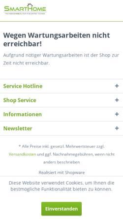 Vorschau der mobilen Webseite www.rollladen-versand24.de, Rollladen-Versand24, Thomas Habetha