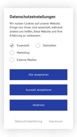 Vorschau der mobilen Webseite www.numismatik-online.de, Leipziger Münzhandlung und Auktion Heidrun Höhn