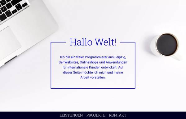 Vorschau von www.michael-kloepzig.de, Netzhautmassage