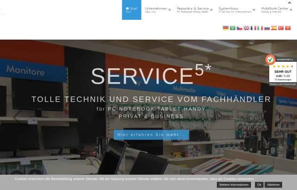 Vorschau von www.volkscomputer.info, Volkscomputer, Jens Hohlfeld, Kai Richter, Mario Urbanek GbR
