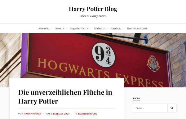 Vorschau von www.zaubererbau.de, Harry-Potter-Blog