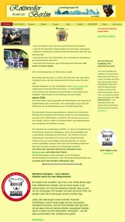 Vorschau der mobilen Webseite www.adrk-lg04.de, ADRK Lg 04