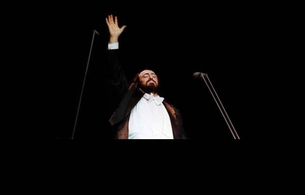 Vorschau von www.rolf-krekeler.com, Luciano Pavarotti in Berlin und Wien
