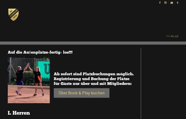 Vorschau von sccondor-tennis.de, SC Condor Tennis